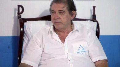 """Médium João de Deus corre risco de ter """"morte súbita"""", afirma médico"""