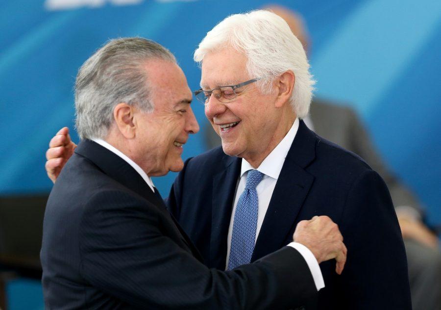 Justiça manda soltar Temer, Moreira Franco, Coronel Lima e mais cinco