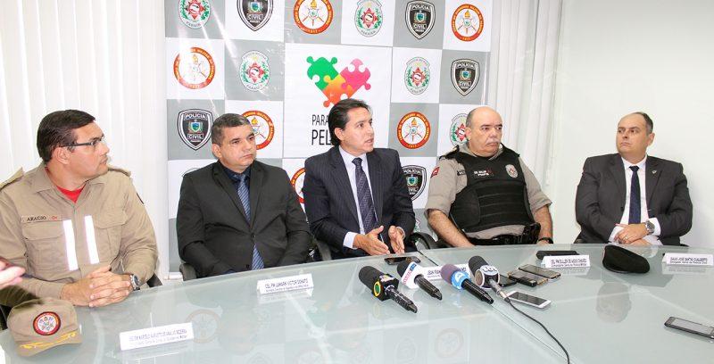 Paraíba apresenta redução de 35% no número de homicídios durante Carnaval 2019