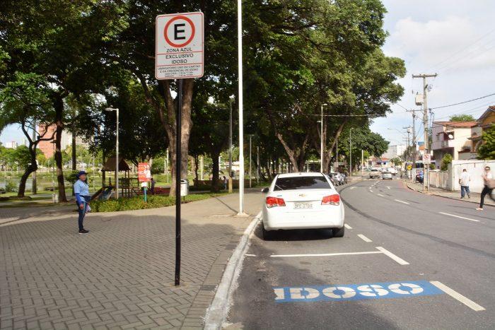 Semob-JP abre vagas de estacionamento rotativo no entorno da Lagoa