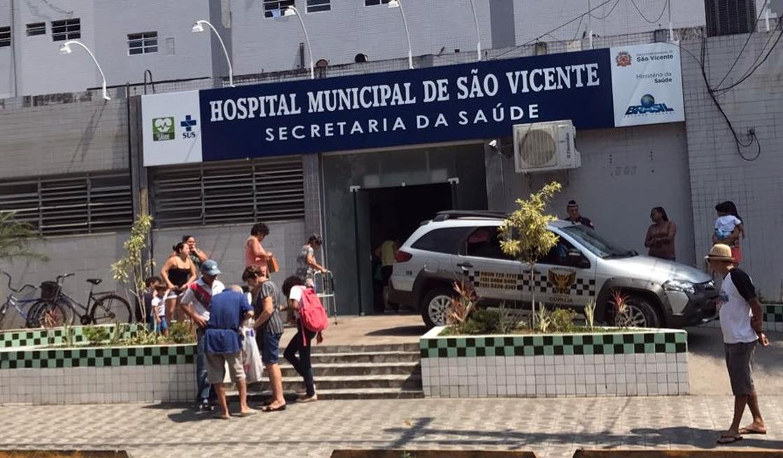 Homem é preso após estuprar paciente dopada dentro de hospital
