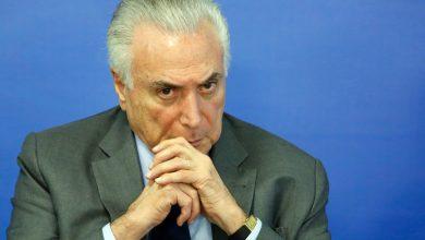 Força-tarefa da Lava Jato prende o ex-presidente Michel Temer