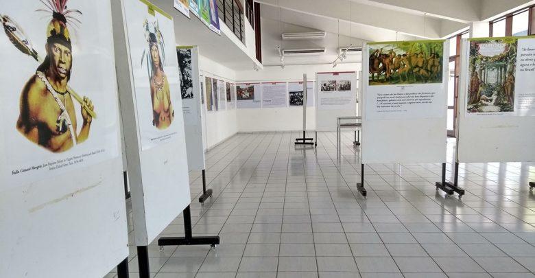 Mostra fotográfica sobre a presença indígena no Brasil acaba domingo