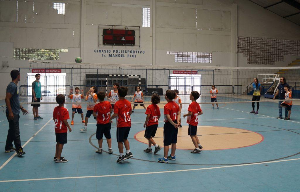 Colégio de JP estimula a prática esportiva para combater sedentarismo