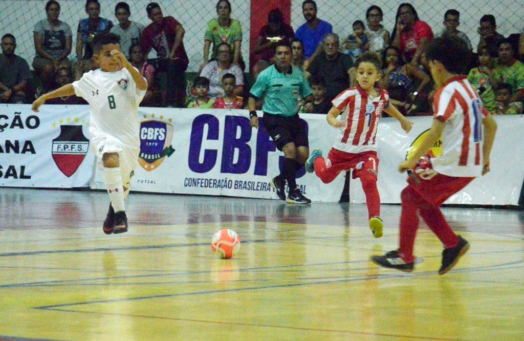 Copa Paraíba de Futsal entra nesta sexta-feira no 2º dia de disputas