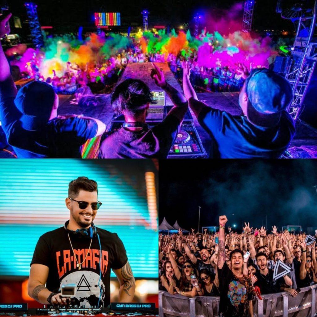 Com 17 horas de festa, JP sedia maior festival de música eletrônica da PB