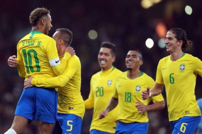 Ranking da Fifa: Brasil se mantém na mesma posição e Portugal sobe duas