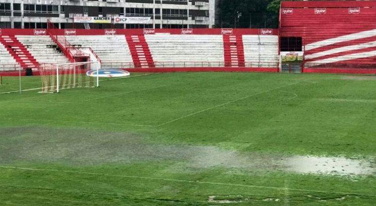 CBF descarta novo adiamento e mantém jogo entre Náutico e Belo para hoje