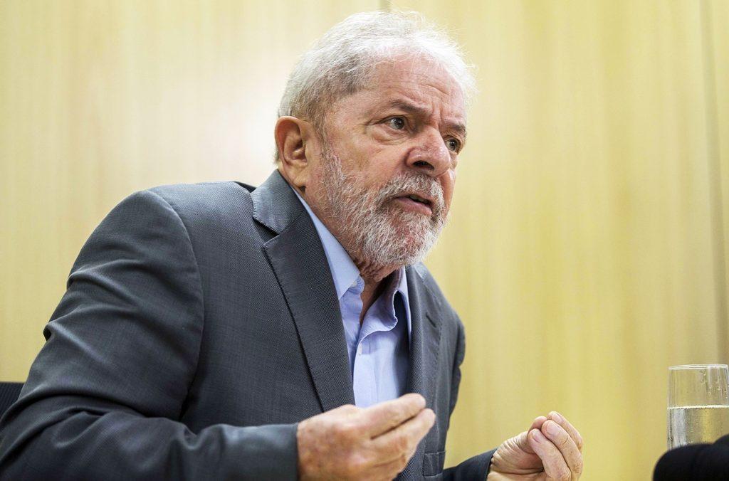 """Lula se diz surpreso com grau de """"promiscuidade"""" entre integrantes da operação"""