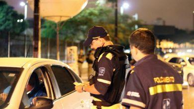 Lei Seca autua 17 motoristas nos primeiros dias do São João de Campina