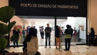 Contingenciamento de verbas na PF pode paralisar emissão de passaportes