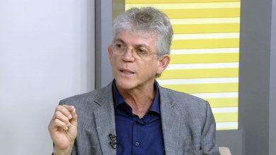 Pesquisa aponta Ricardo Coutinho como a principal liderança política da Paraíba