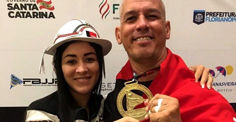 Em alta: paraibano conquista bicampeonato brasileiro de parajiu-jitsu