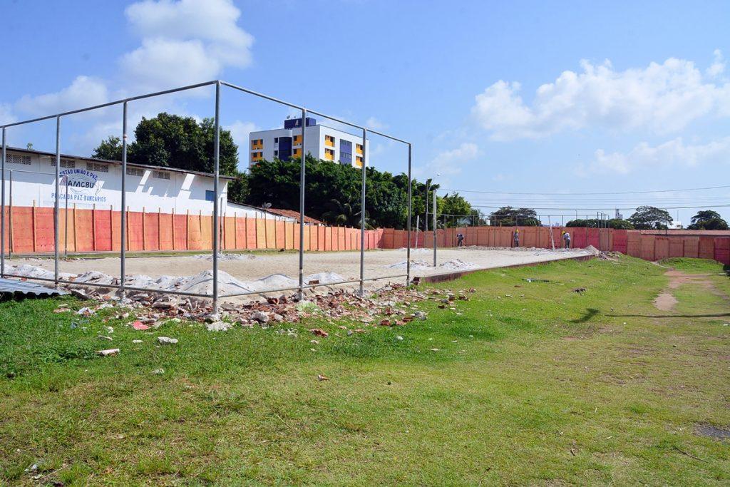 Cartaxo autoriza a construção de ginásio poliesportivo na Praça da Paz
