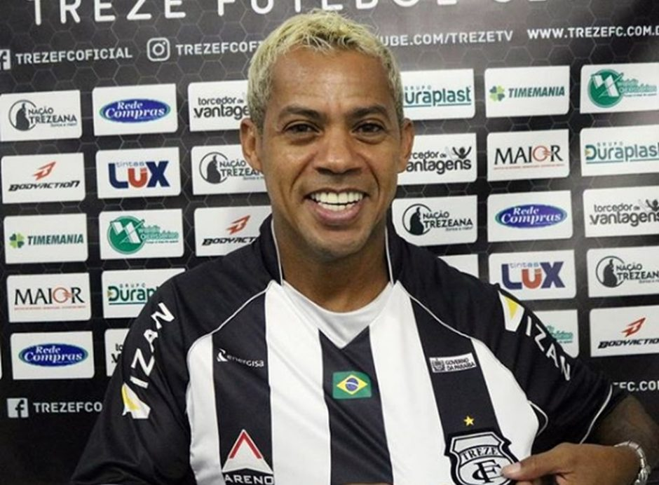 Marcelinho Paraíba decide pendurar as chuteiras para entrar na política