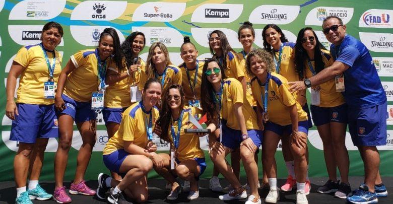 Futsal da PB fatura o bronze no último dia da etapa Nordeste dos JUBs