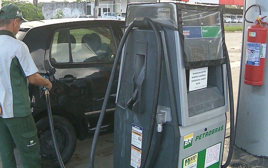 Gasolina, álcool, GNV e diesel: saiba onde abastecer mais barato em JP