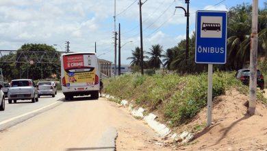 Descaso: 60% das paradas de ônibus em João Pessoa não possuem cobertura