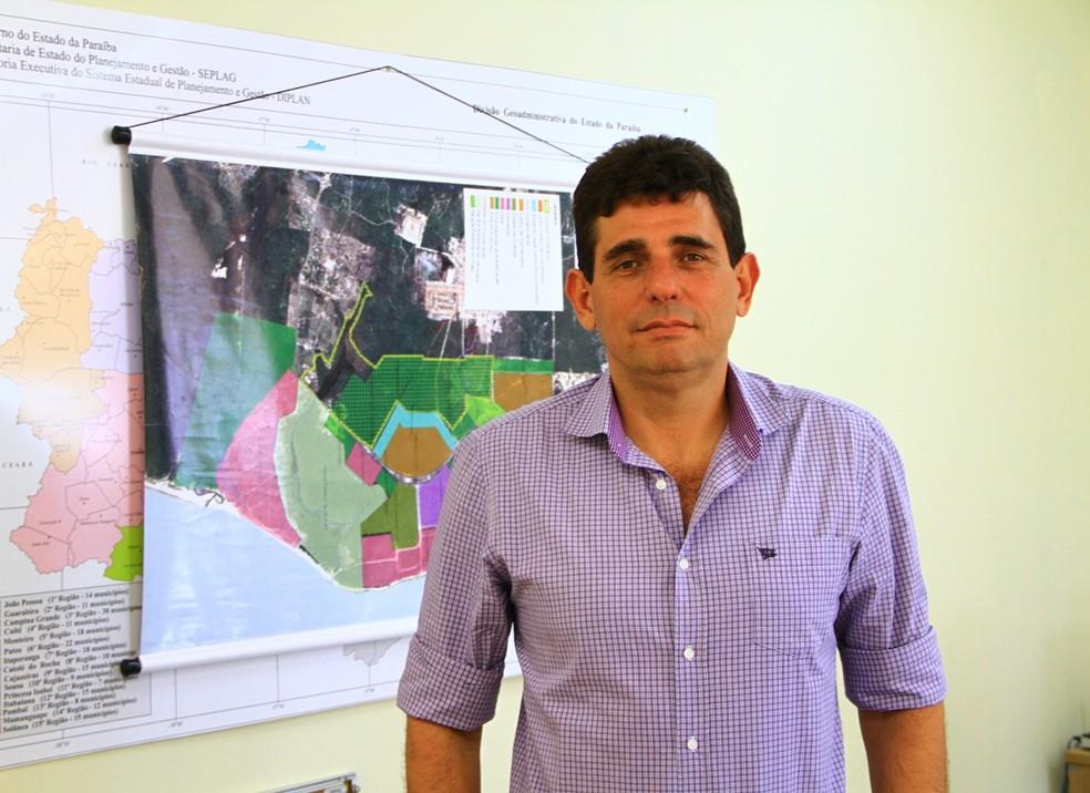 Ivan Burity pede exoneração da Secretaria de Turismo após ter prisão preventiva decretada