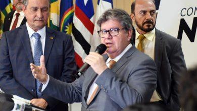 João Azevêdo se reúne com governadores do Nordeste para planejar viagem à Europa