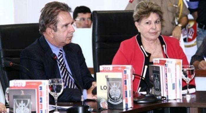 Nabor e Francisca Motta negam irregularidades em convênio com a Funasa
