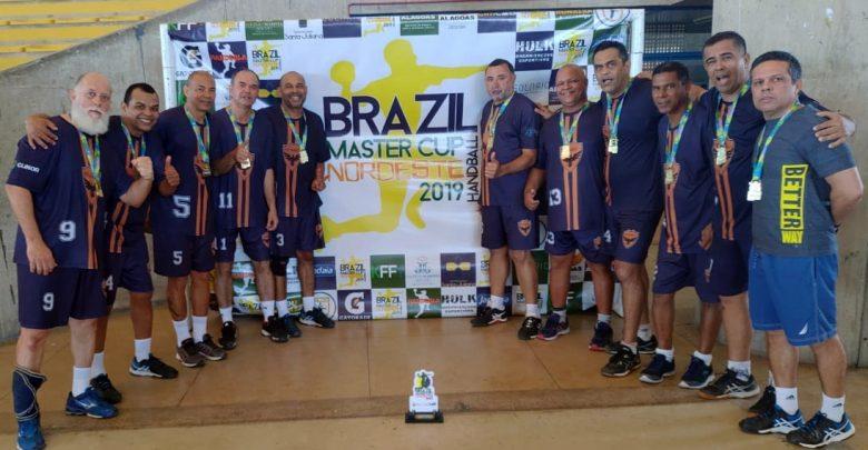 Handebol paraibano conquista título do Brazil Master Cup Nordeste 2019