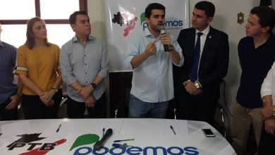 Partidos firmam aliança e lançam Wilson Filho e Ana Cláudia para prefeituras de JP e CG