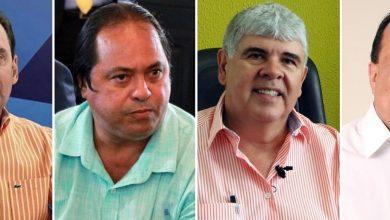 Dez prefeitos confirmam saída do PSB após desfiliação de João Azevêdo; veja lista