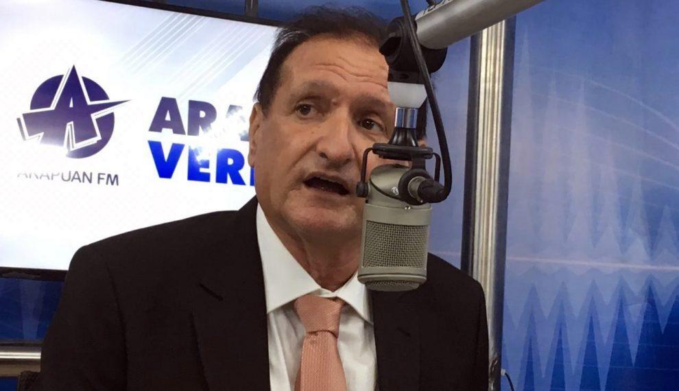 Hervázio deixa a Secretaria de Esporte para reassumir mandato na ALPB