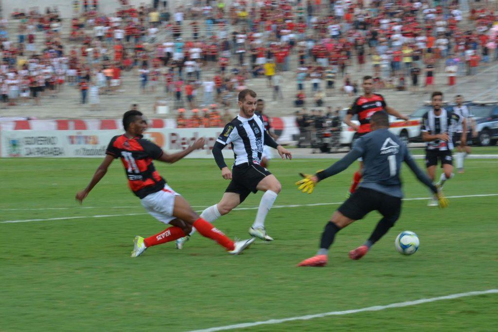 Clássico dos Maiorais: Campinense e Treze empatam pelo Campeonato Paraibano