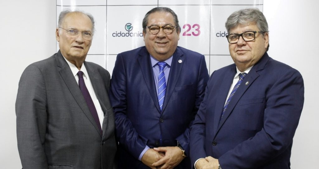 Mais dois prefeitos decidem seguir João e anunciam filiação ao Cidadania