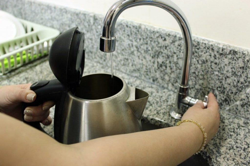 Cagepa suspende fornecimento de água em 16 bairros de JP nesta 5ª feira