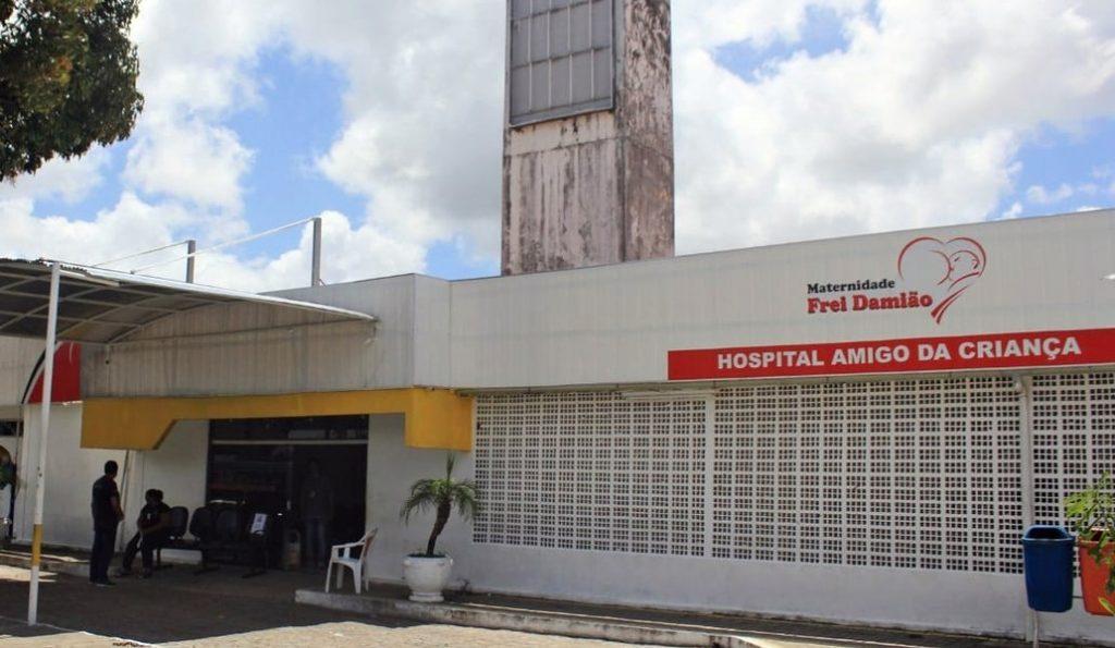 Maternidade Frei Damião reforça medidas de prevenção e combate ao coronavírus