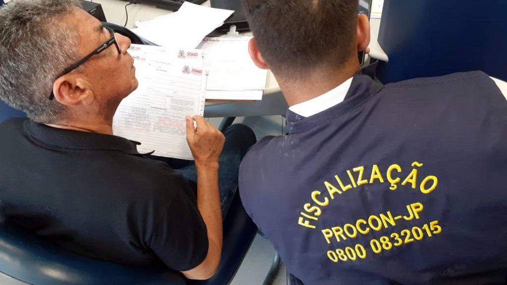Banco do Brasil da Epitácio descumpre Lei das Filas e é atuado pelo Procon-JP