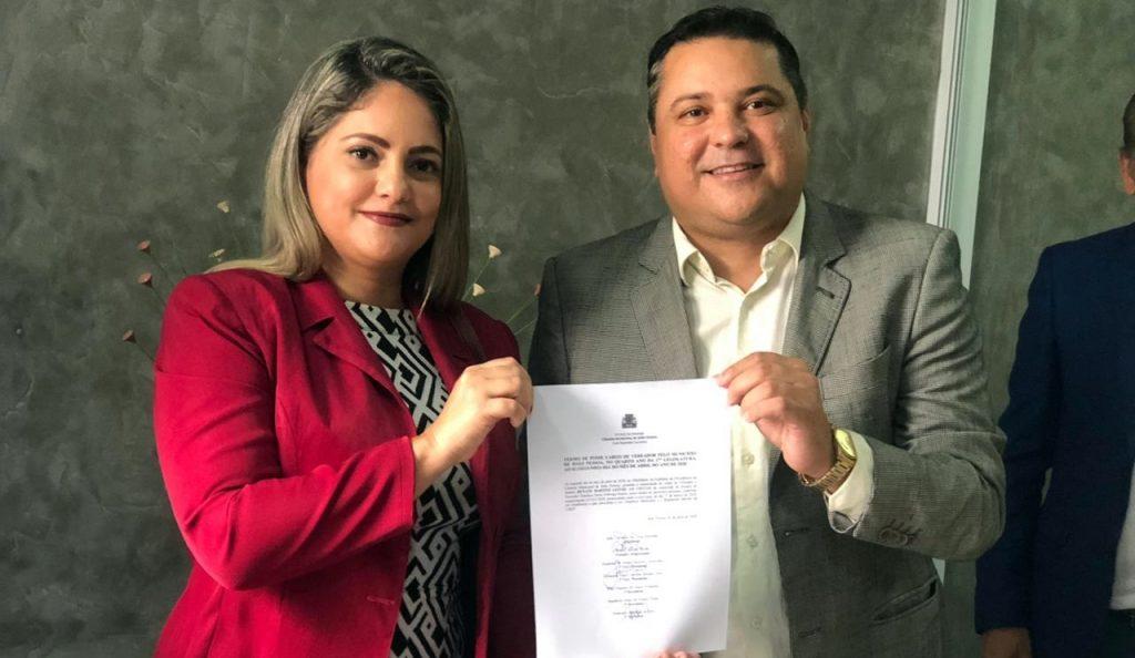 Renato Martins assume mandato na CMJP e anuncia primeiras ações como vereador