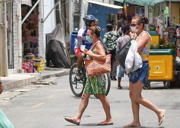 Total de pessoas que não adotaram medidas de isolamento cresce 68% na PB, em setembro