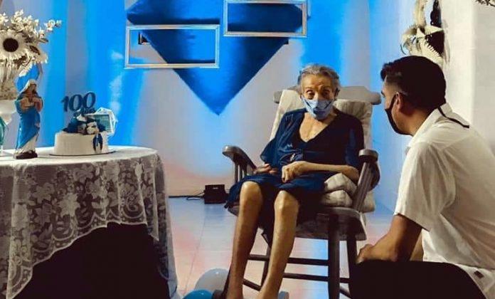 Celebração do centenário da matriarca da família Bernardo vira destaque na TV; veja vídeo