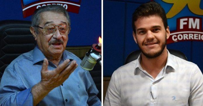 Bruno se reúne com Maranhão para costurar 'parceria' PSD-MDB em CG e JP