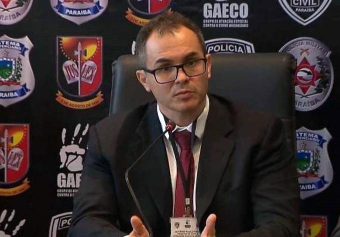 Em nota, Gaeco esclarece ação em sítio pertencente a Coriolano Coutinho