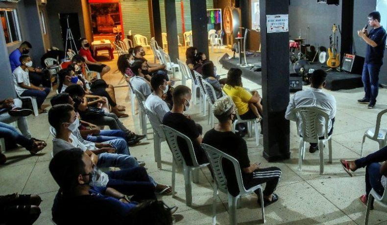 Ruy garante 8 mil vagas em cursos de formação profissional para jovens