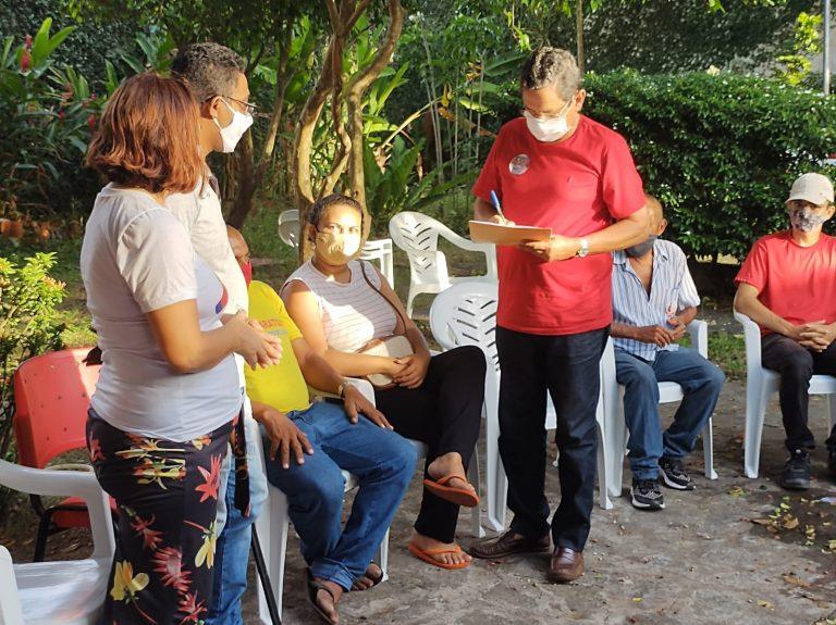 Anísio Maia assina Carta Compromisso com a Reforma Urbana de João Pessoa