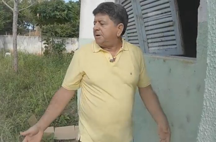 Candidato a prefeito de Cuitegi vai parar na polícia após ter caminhão apreendido