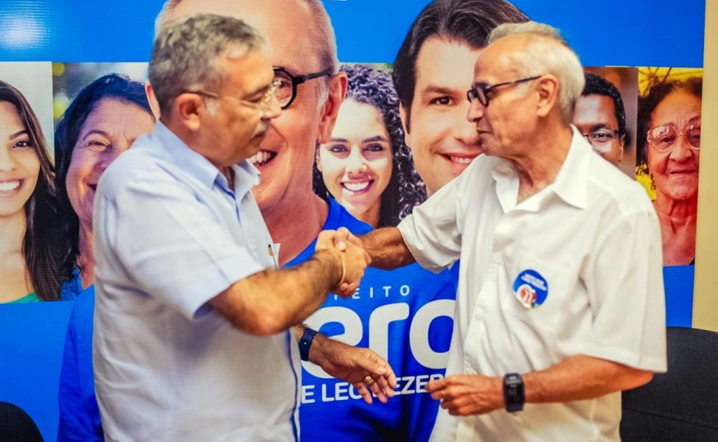 Lideranças políticas do partido de Wallber Virgolino aderem a Cícero