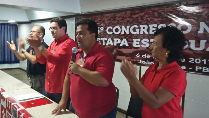 PT da PB aprova resolução recomendando que filiados não votem em Nilvan