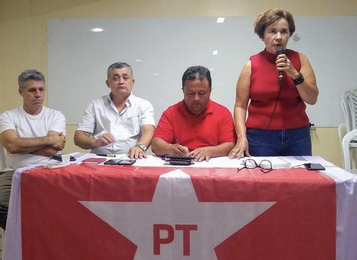 Dirigentes do PT protocolam pedido de renúncia coletiva nesta 4ª, em JP