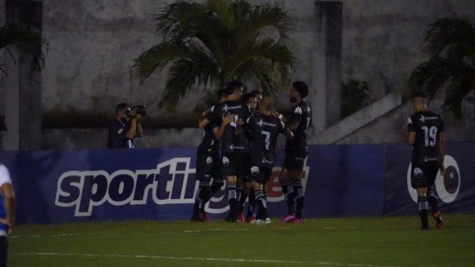 Botafogo-PB vence, avança na Copa do Nordeste e embolsa R$ 1 milhão