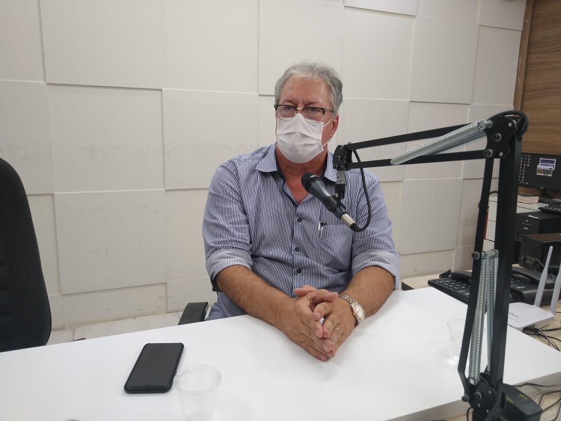 Secretário de Saúde de JP diz que irá se vacinar apesar de ser 'duvidosa' |  Paraíba Já